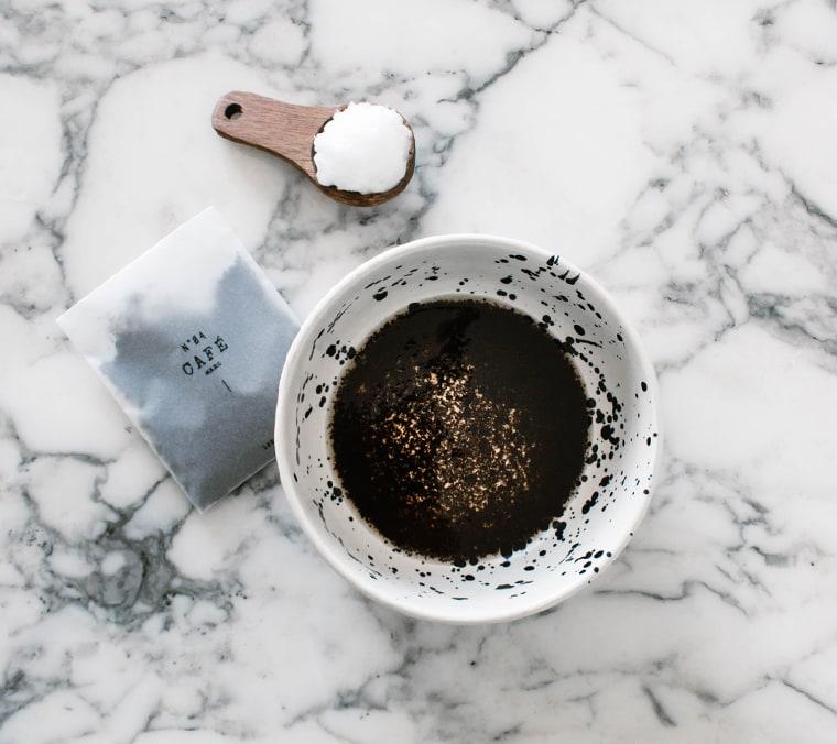 gommage café coco