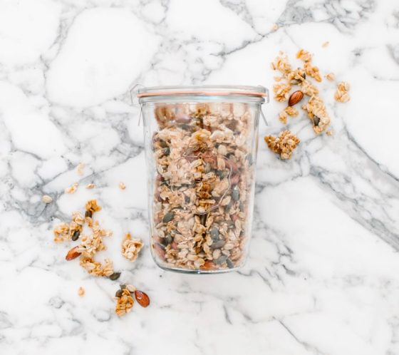 recette granola