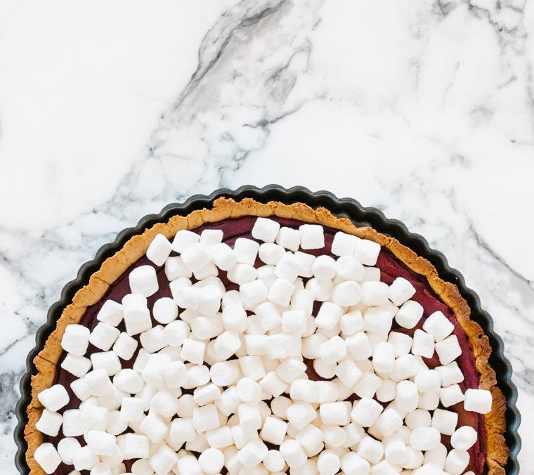 Tarte Patate Douce
