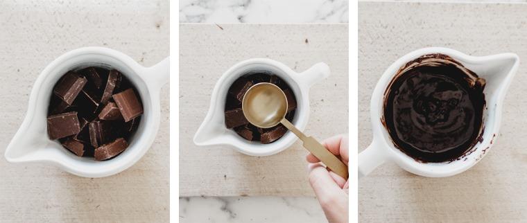 recette sucette chocolat